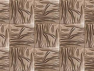 Кожаная плитка для отделки стен:  в . Автор – Tileelit