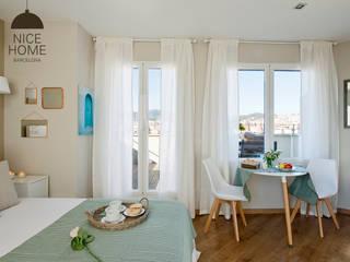 Comedores de estilo mediterráneo de Nice home barcelona Mediterráneo