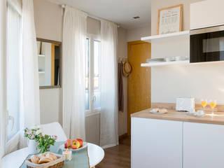 Proyecto Aragón: Cocinas de estilo  de Nice home barcelona