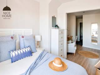 Proyecto Ático: Dormitorios de estilo  de Nice home barcelona