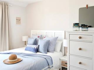 Proyecto Ático Dormitorios de estilo mediterráneo de Nice home barcelona Mediterráneo