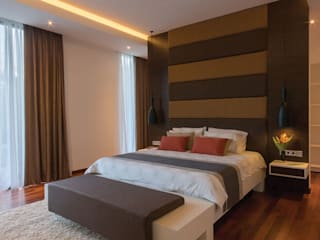 غرفة نوم تنفيذ Terra Development Group, حداثي