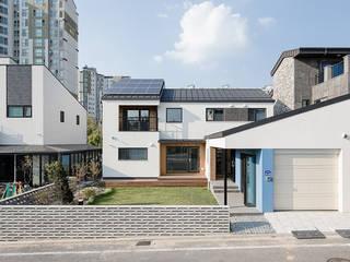 진월재 : 소하  건축사사무소    SoHAA의  주택