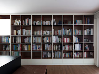 homify Oficinas y bibliotecas de estilo moderno