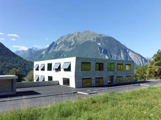 ECOLE PRIMAIRE, VOLLEGES Ecoles modernes par François MEYER ARCHITECTURE Moderne
