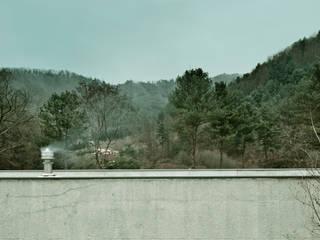 산수언 山水言: 백에이어소시에이츠의  주택