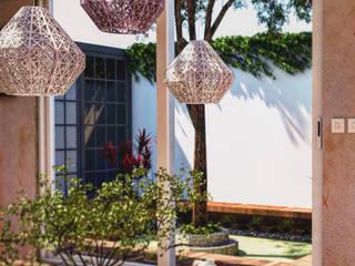 Diseño de jardin 20 m2 de Calapiz Arq