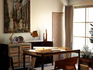 remodelacion de habitaciones de Calapiz Arq