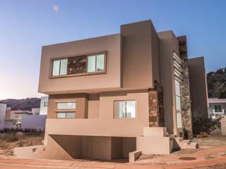 Houses by ECKEN virtual spaces, Modern