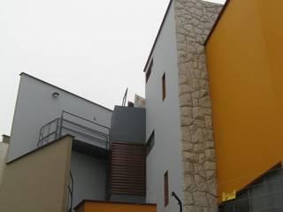 Casas de estilo  por Arquitotal SAC