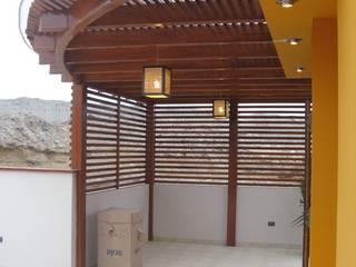 Terrazas de estilo  por Arquitotal SAC