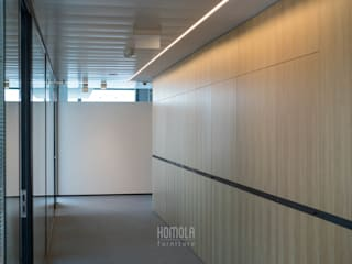 Modern office buildings by Homola furniture s.r.o Modern