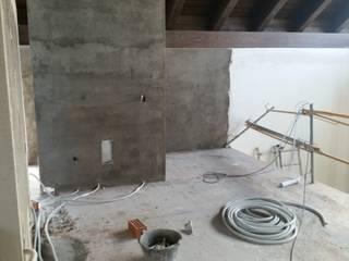 Microcemento en Club Maya Marbella de La Cantera de Estepona