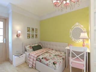 Детская комната Детская комнатa в скандинавском стиле от Дизайн студия ТТ Скандинавский