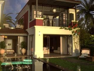 Sol Villas by PSi Designs