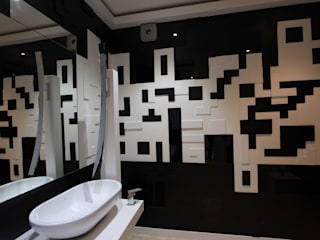 Bathroom by Conarch Architects