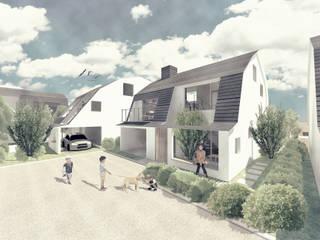 스칸디나비아 주택 by 富永大毅建築都市計画事務所 북유럽