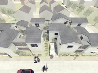 俯瞰: 富永大毅建築都市計画事務所が手掛けたです。