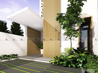 by AE STUDIO DESIGN Modern