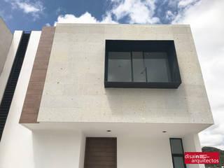 Casa Nõbu: Casas de estilo  por Fran | Félix Arquitecto