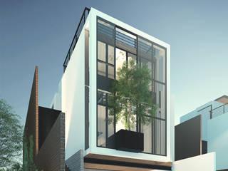 Casa GoMa: Casas de estilo  por TDT Arquitectos