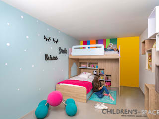 KiKi Diseño y Decoración Nursery/kid's roomBeds & cribs Wood-Plastic Composite Wood effect