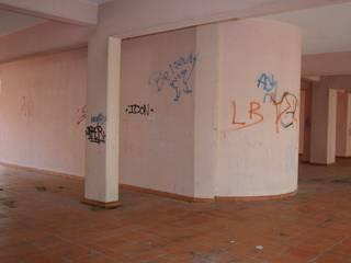 Espaços Comuns de Edificio - Antes:   por SMARTOBRAS