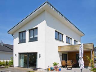 Single family home by Architektur- und Ingenieurbüro Dipl.-Ing. Rainer Thieken GmbH