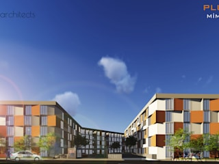 Mimaroba Konut 2 Modern Evler Two+architects Modern