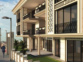Дома в классическом стиле от Two+architects Классический