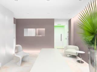 Moderne spa's van Дизайн интерьера под ключ - GDESIGN Modern