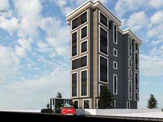 Two+architects – Suadiye Konut: modern tarz Evler