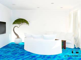 Дизайн интерьера под ключ - GDESIGN Salon méditerranéen