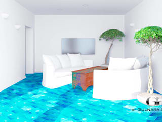 by Дизайн интерьера под ключ - GDESIGN Mediterranean