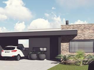AR Design - Estúdio de Arquitetura:  tarz Müstakil ev