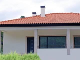 Construção de Moradia Casas clássicas por PRINCA Clássico