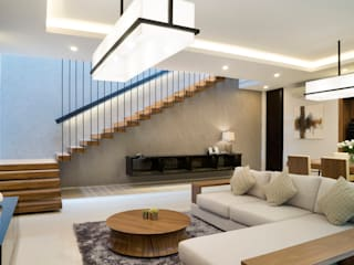 Simple Projects Architecture Living room Granite Beige
