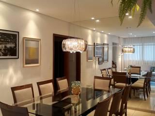 Apartamento Decór Escandinavo por Jorge Machado Arquitetos Eclético