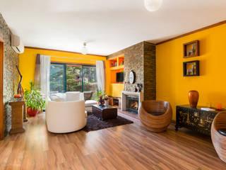 Moradia Mira Villas Salas de estar modernas por Miguel Marnoto - Fotografia Moderno