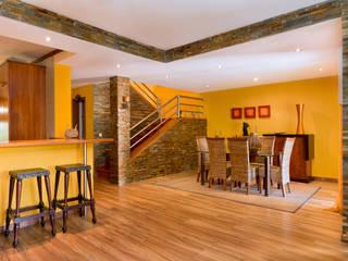 Moradia Mira Villas Salas de jantar modernas por Miguel Marnoto - Fotografia Moderno