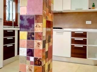 Cocinas de estilo  por Luca Alitini, Moderno