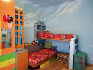 Materico sas di Mazzarella Cristiano e C. Nursery/kid's roomWardrobes & closets