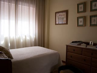 Dormitorio antes:  de estilo  de Dec&Stage