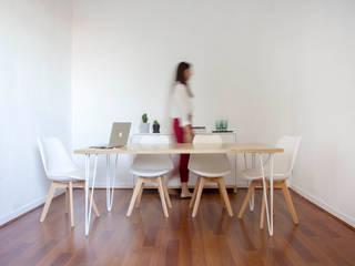 meeting room:  Bürogebäude von Minibau