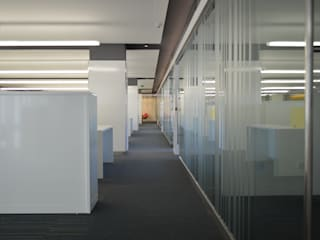 Ernest & Young OFFICE EXPANSION by 2K Architects Planners Engineers