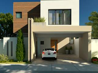 Casa Residencial 220m2 de GA-Arquitecto