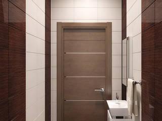 Phòng tắm theo Мастерская дизайна Онищенко Марии,