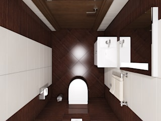 Classic style bathroom by Мастерская дизайна Онищенко Марии Classic