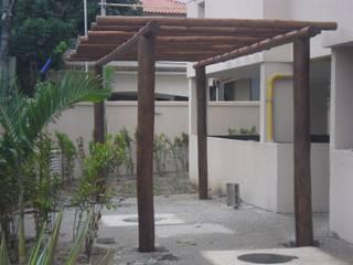 Bangunan Kantor Gaya Rustic Oleh CHACARA Rustic
