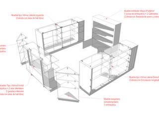 Especificaciones:  de estilo  por Jorge Osorio Arquitecto